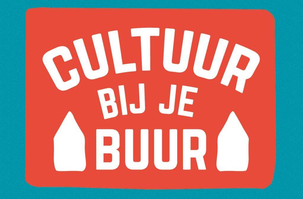 Cultuur bij je bur 2020