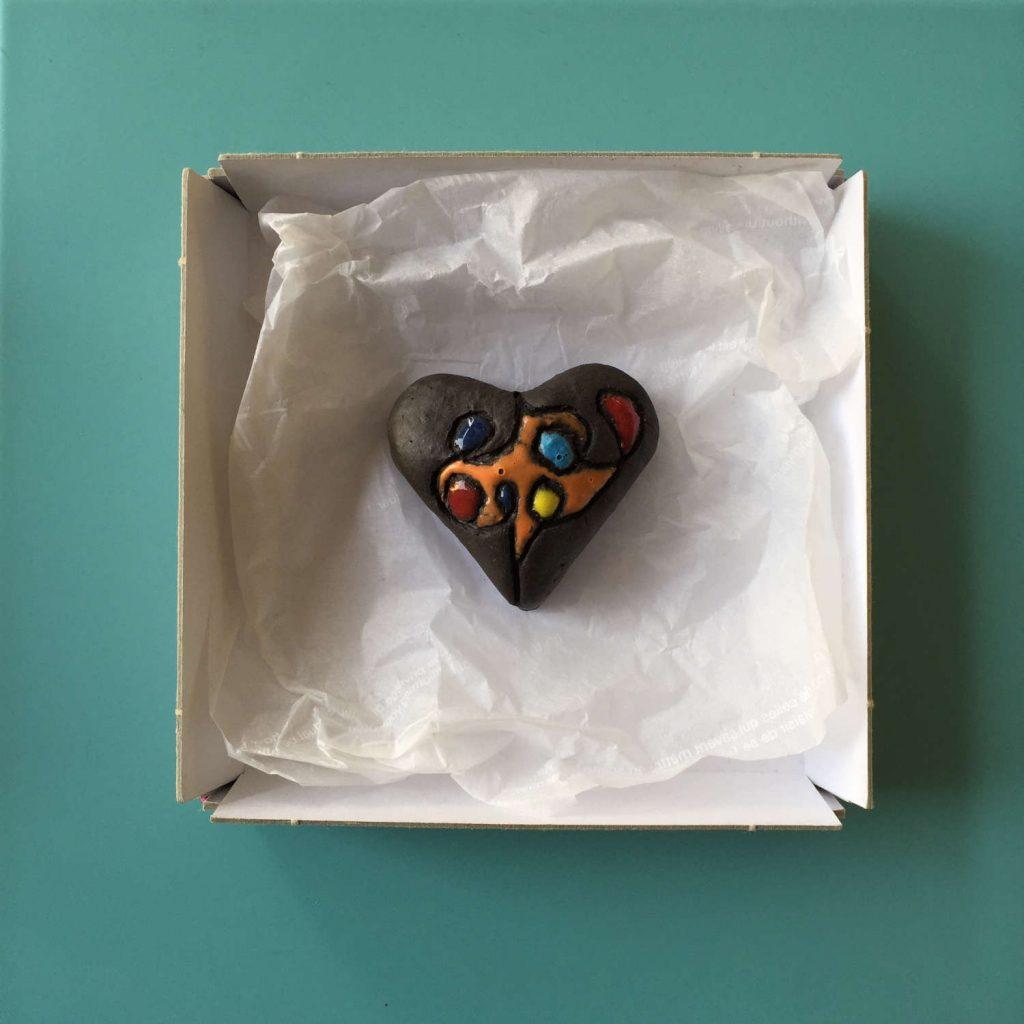Art Sweeties | Hartje keramiek