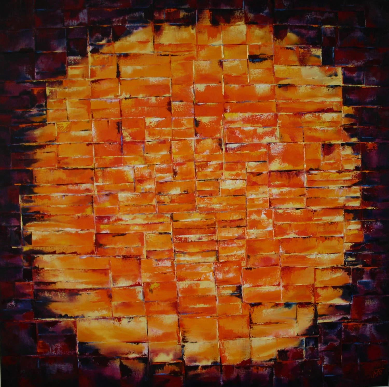 Schilderijen abstract