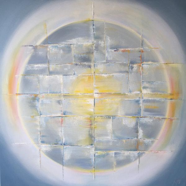 Kunststudio Mirjam TiggelovenMirjam Tiggeloven.Misty Sun preview