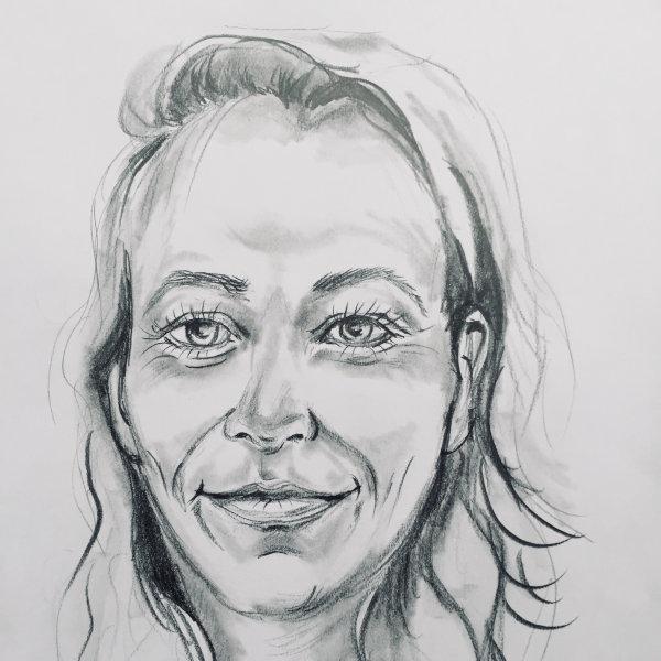 Portret tekenen