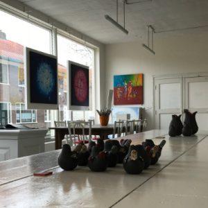 Agenda Kunststudio Mirjam Tiggeloven
