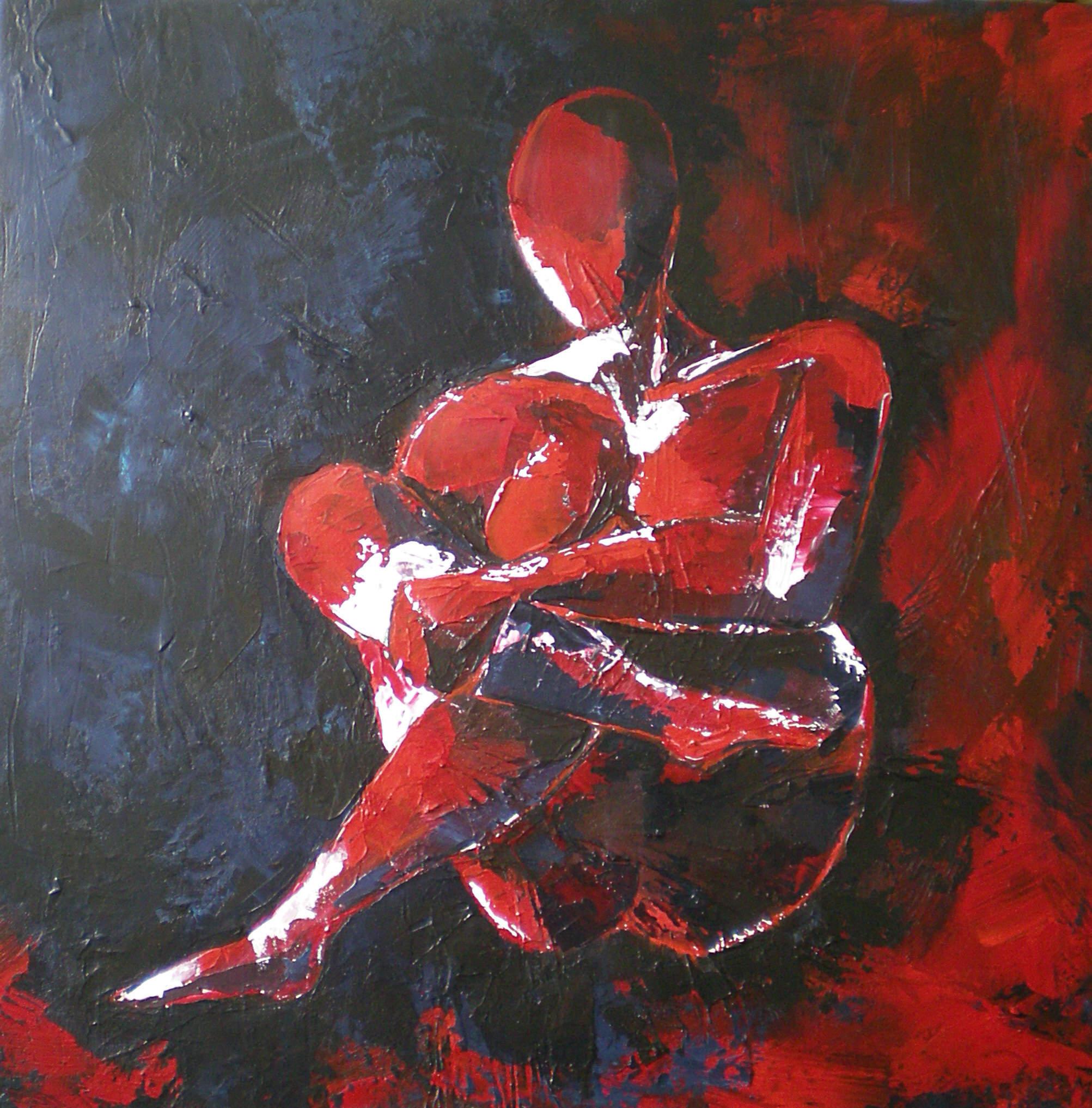 Schilderijen figuratief Pace