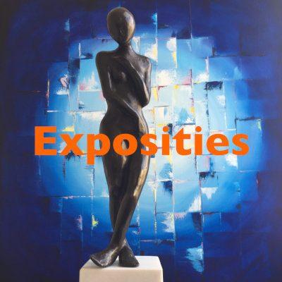 Exposities Kunststudio Mirjam Tiggeloven